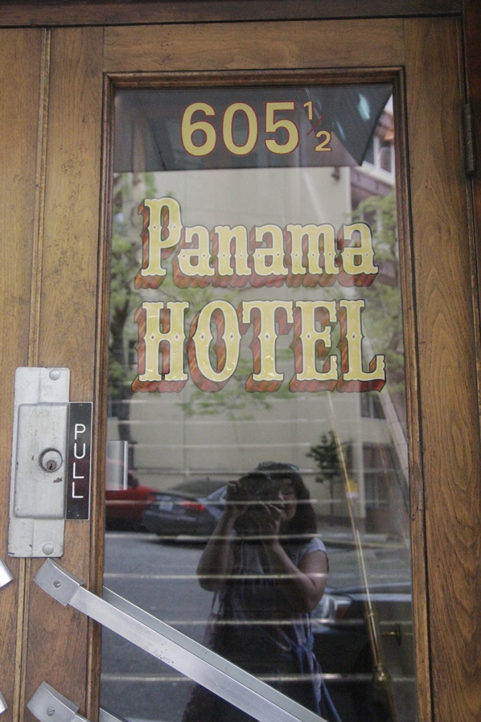 My most recent artist date included a trip to an historic Seattle teahouse at the Panama Hotel.