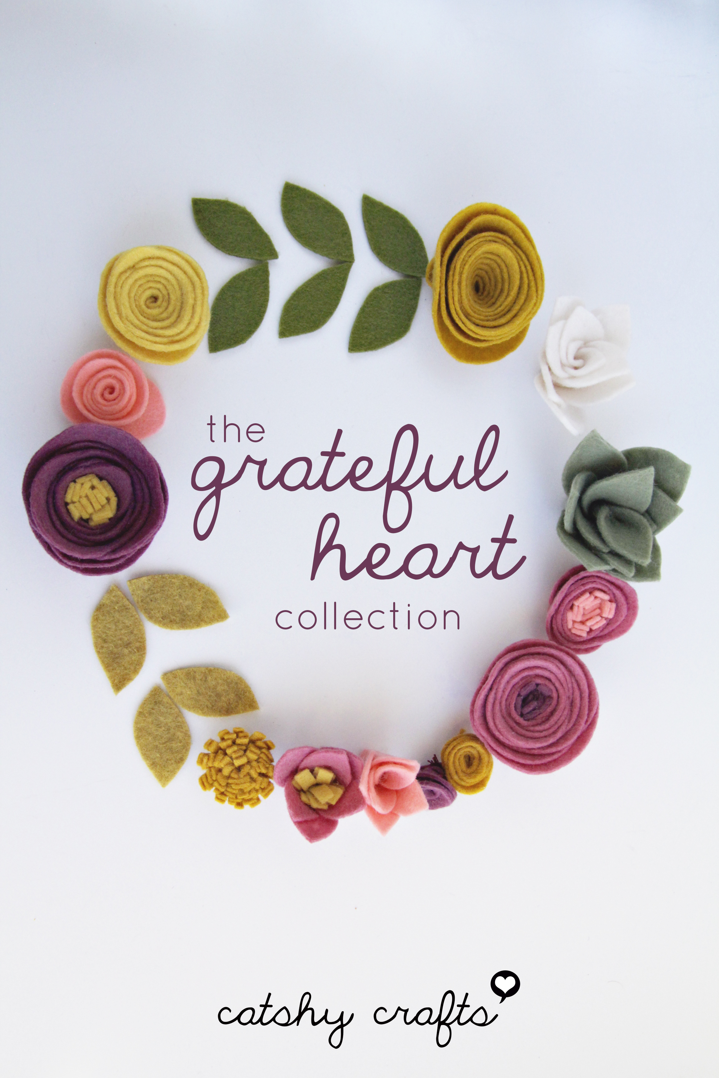 Grateful Heart Collection Ad 1